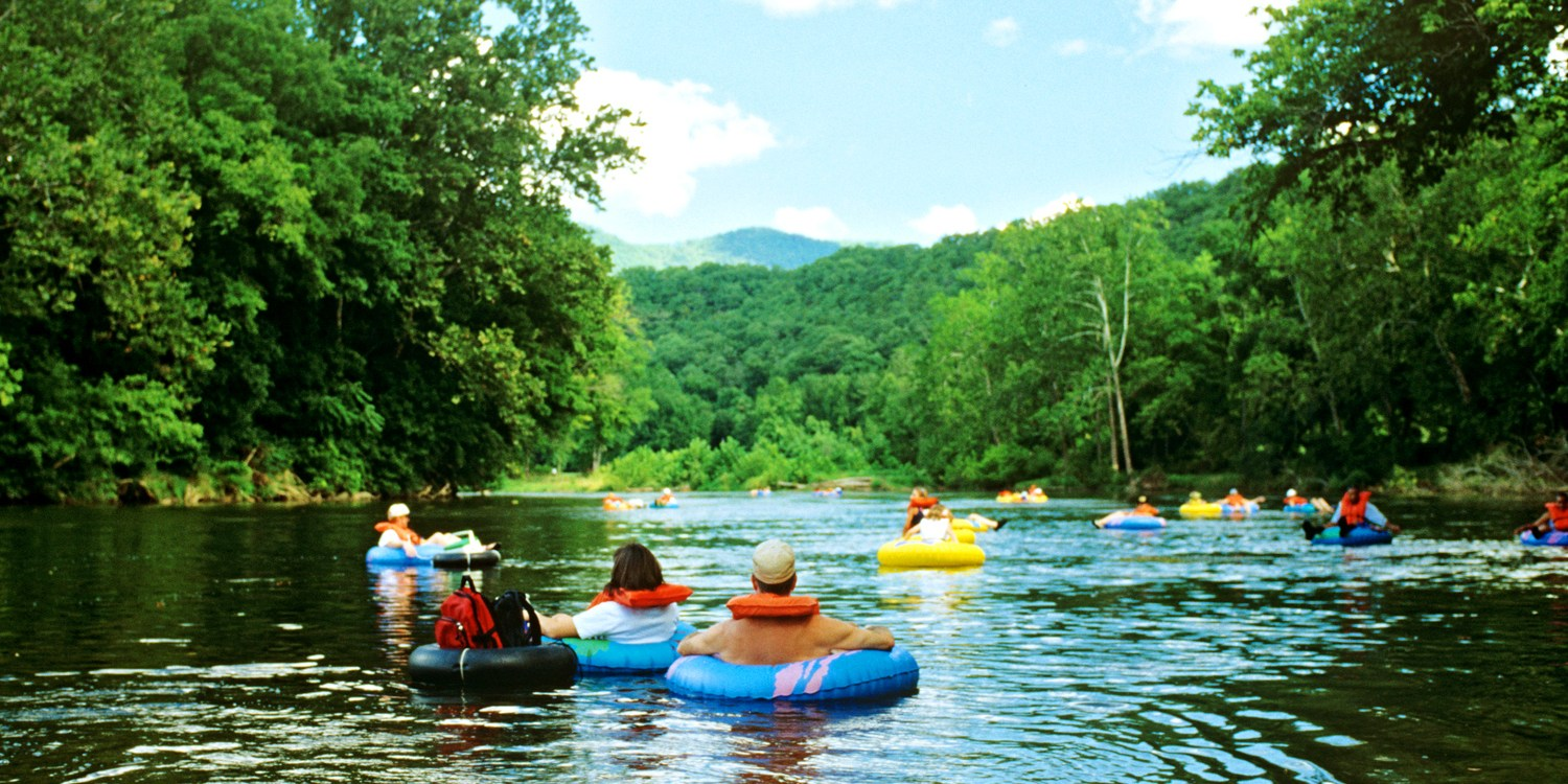 $27 -- Summer Tubing for 2 on the Chattahoochee, 50% Off