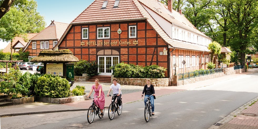 Hotel Acht Linden -- Egestorf, Germany