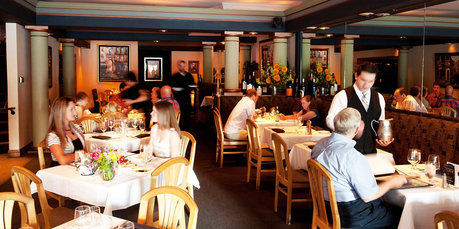 $55 -- Walnut Creek: Downtown Italian Dinner for 2, 50% Off