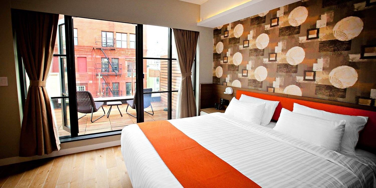 $305 – NYC 4-Star Hotel in incl. Weekends -- Chinatown - Little Italy, New York