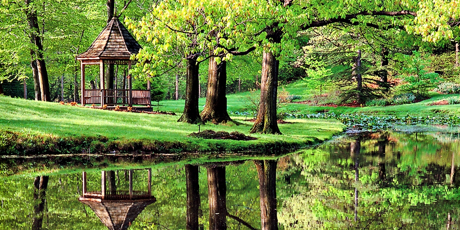 $11 -- Holden Arboretum: All-Day Admission for 2, Reg. $20