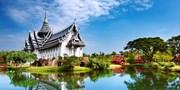 ab 40 € -- Bangkok entdecken mit günstigen Hotels