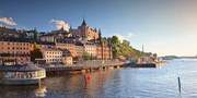 £85 & up -- Stockholm Hotels, Save up to 30%