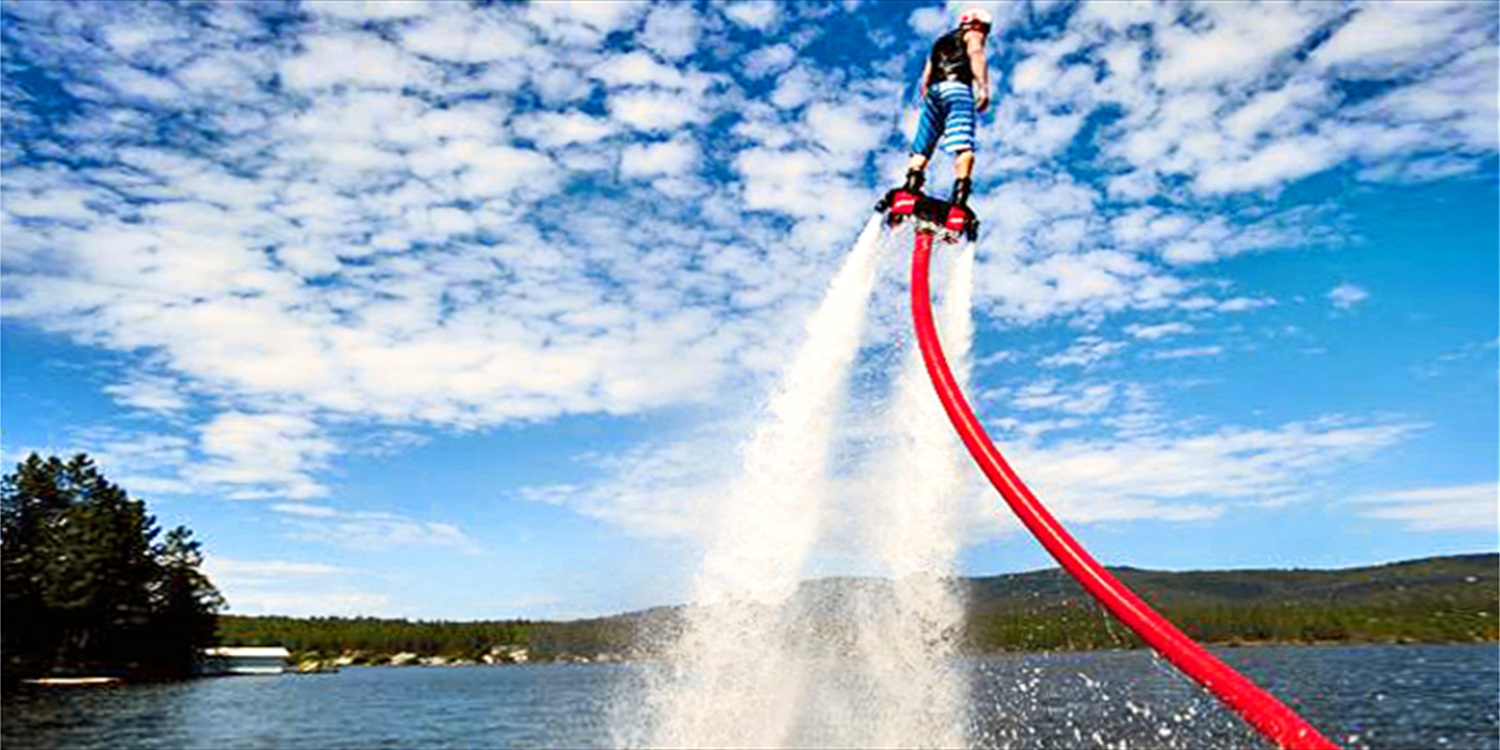 $69 -- Flyboard North Texas: 20-Minute Jetpack Ride
