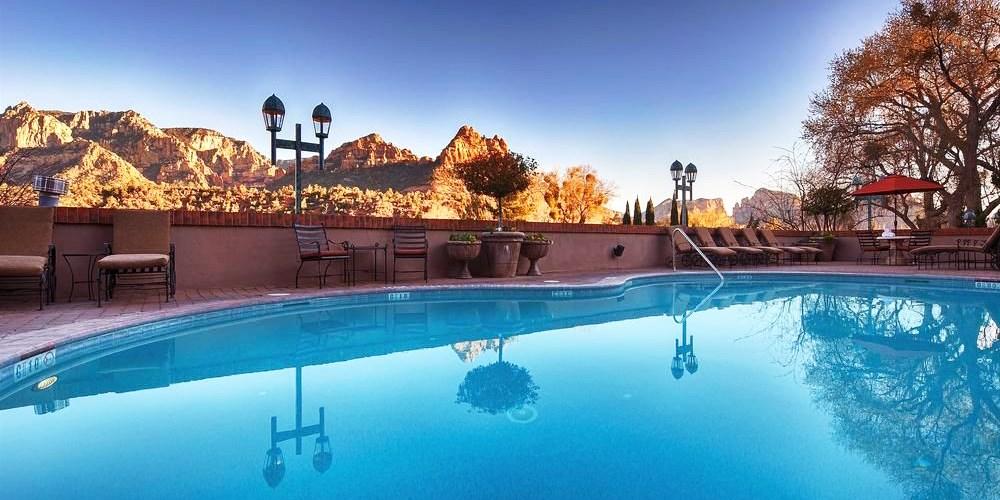 Best Western Plus Arroyo Roble Hotel & Creekside Villas -- Sedona, AZ