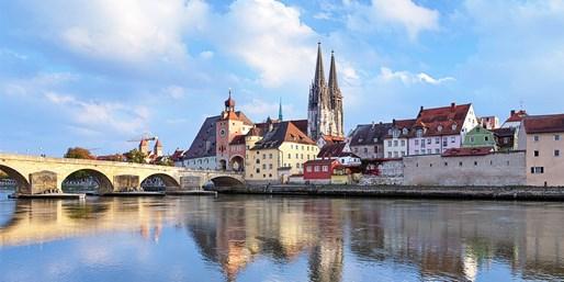 99 € -- 4*-Auszeit bei Regensburg mit Dinner, -49%