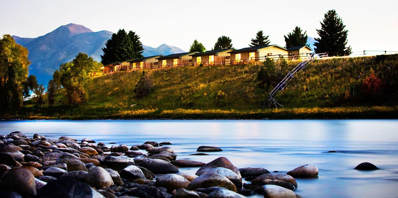 $399 -- Montana 2-Night Retreat near Yellowstone, 50% Off