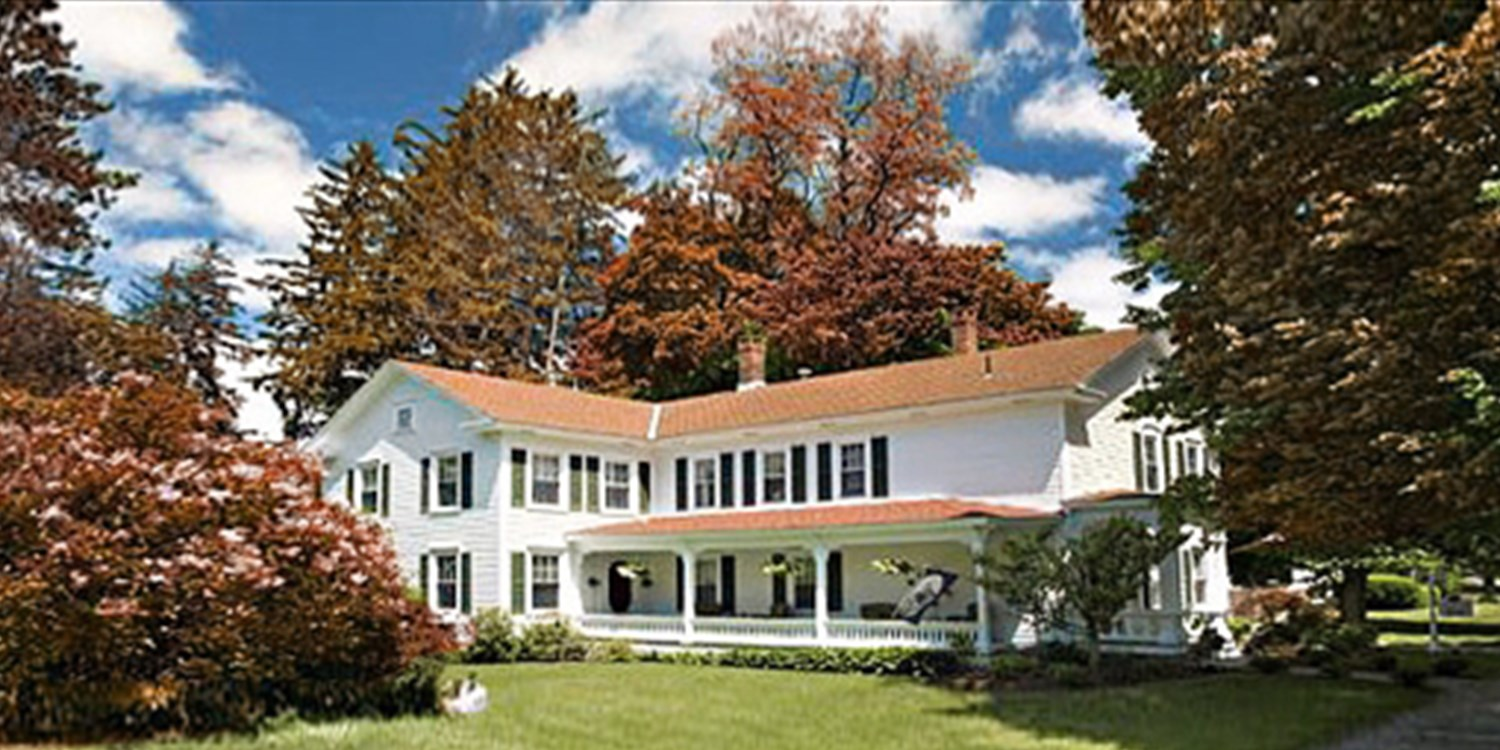 $229 -- Berkshires: 2-Night Historic B&B Retreat, Save $260