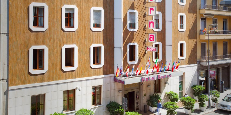 Hotel Berna -- Mailand, Italien