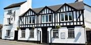 £99 -- Historic 2-Night Shropshire Inn Stay w/Meals, 65% Off