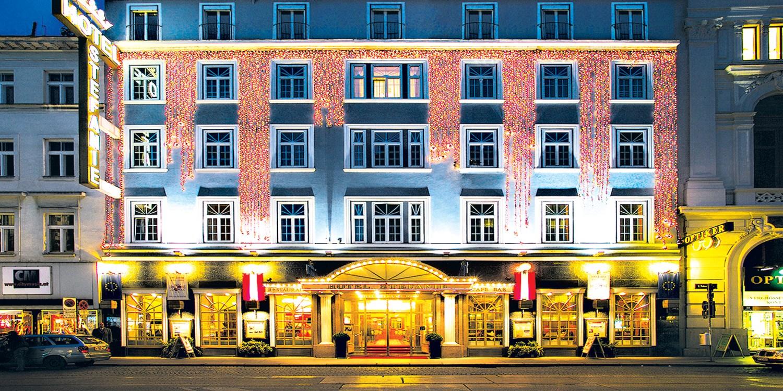 Hotel Stefanie -- Vienna, Austria