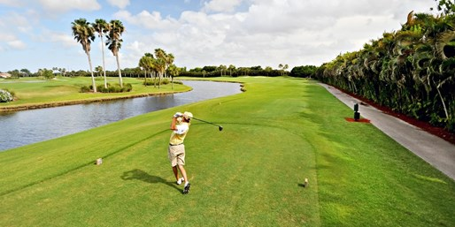 $19 -- Palm Beach National Golf through Summer, 60% Off