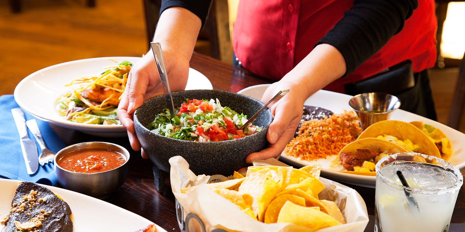 $20 -- 'Best Mexican': Dine Anytime at La Sandia, 50% Off