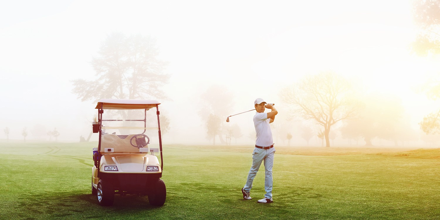 $30 -- 'Scenic' Marlton Golf: Round w/Cart & Lunch, Reg. $60