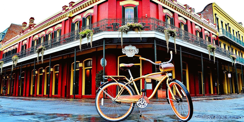 $59 -- New Orleans Bike Tour for 2, Reg. $98