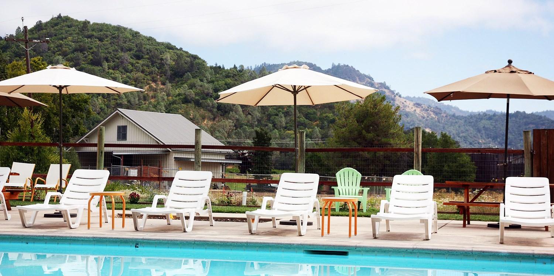 Calistoga Motor Lodge -- Calistoga, CA