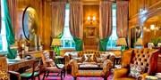 Edles Hotel für 2 in London mit Frühstück & Champagner