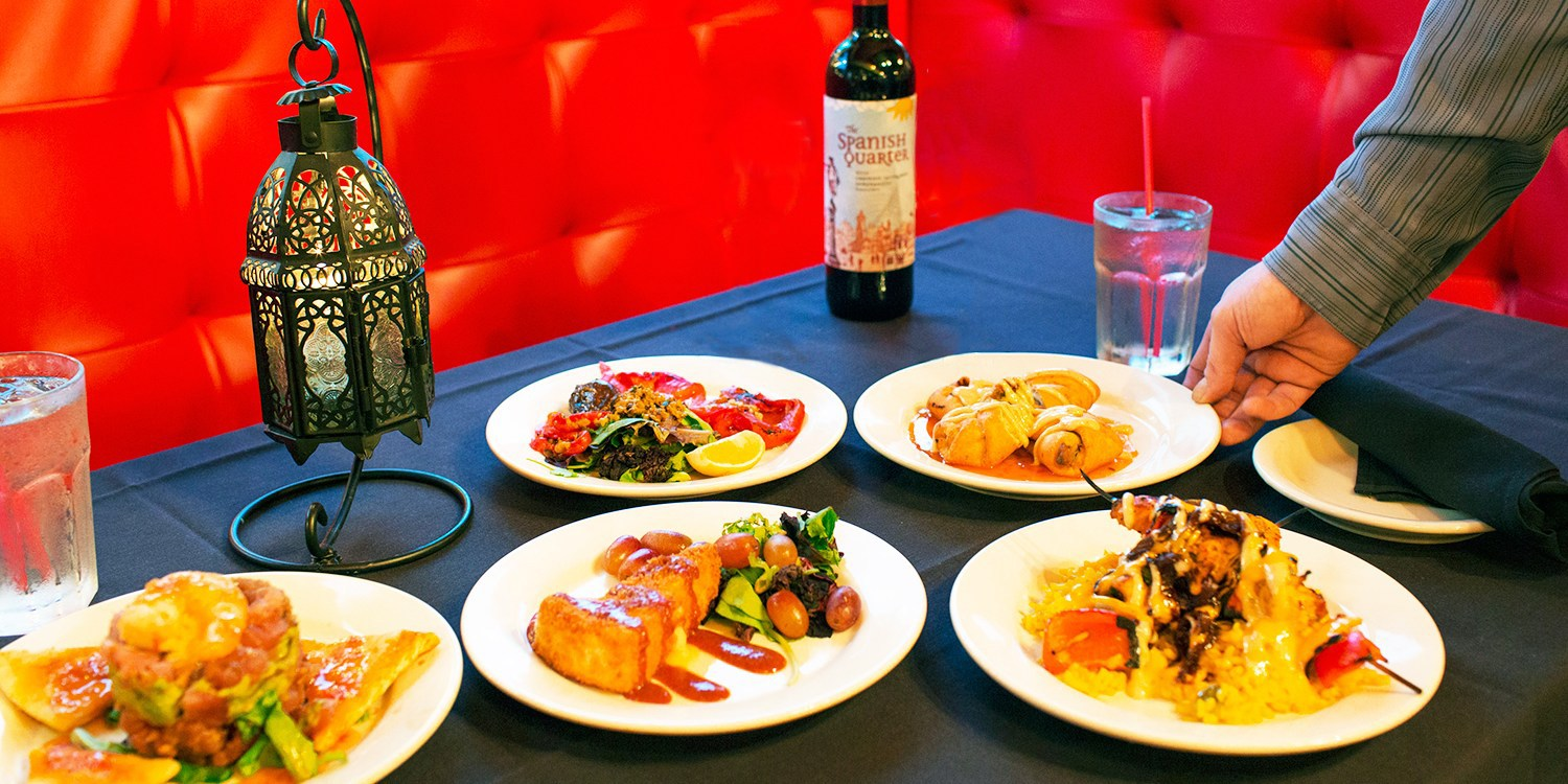 $35 -- 'Best of Houston': Tapas Dinner for 2, Reg. $85