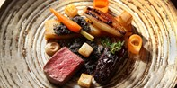 £49 -- Chateaubriand & Bubbly for 2 at 2-AA-Rosette Eatery