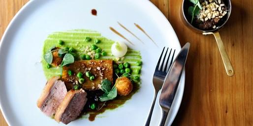 £59 -- 2-AA-Rosette Tasting-Menu Meal for 2 near Ely