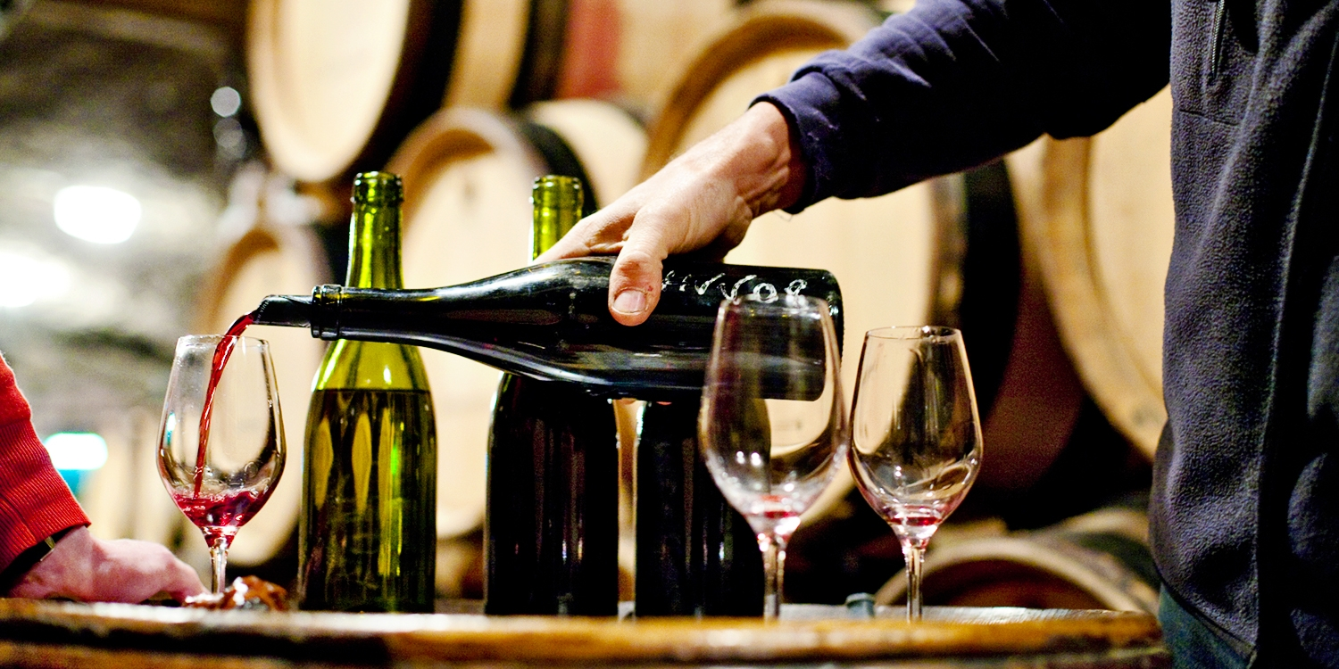 $26 -- Los Olivos: Tastings for 2 w/Bottle of Wine, Reg. $52