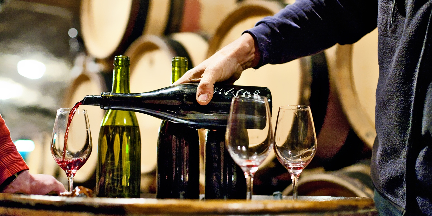 $29 -- Los Olivos: Tasting for 2 w/Bottle of Wine, Reg. $62