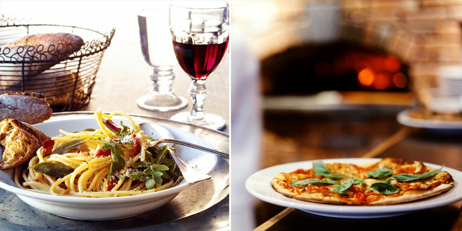 $15 -- Huntington: Italian Lunch or Dinner for 2, Reg. $30
