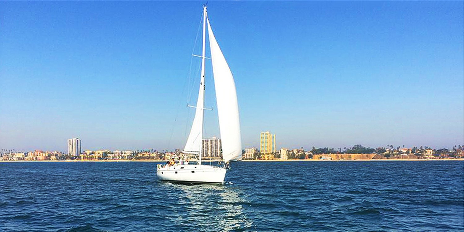 $99 -- Long Beach: Sailboat Race w/Pizza & Drink, Half Off