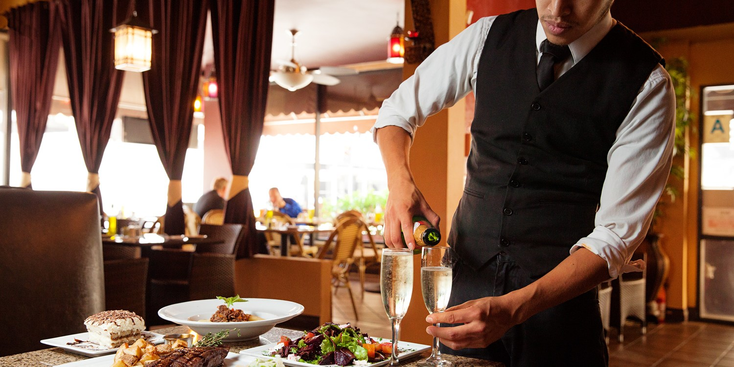 $49 -- Award-Winning Italian: Half Off Tasting Menu