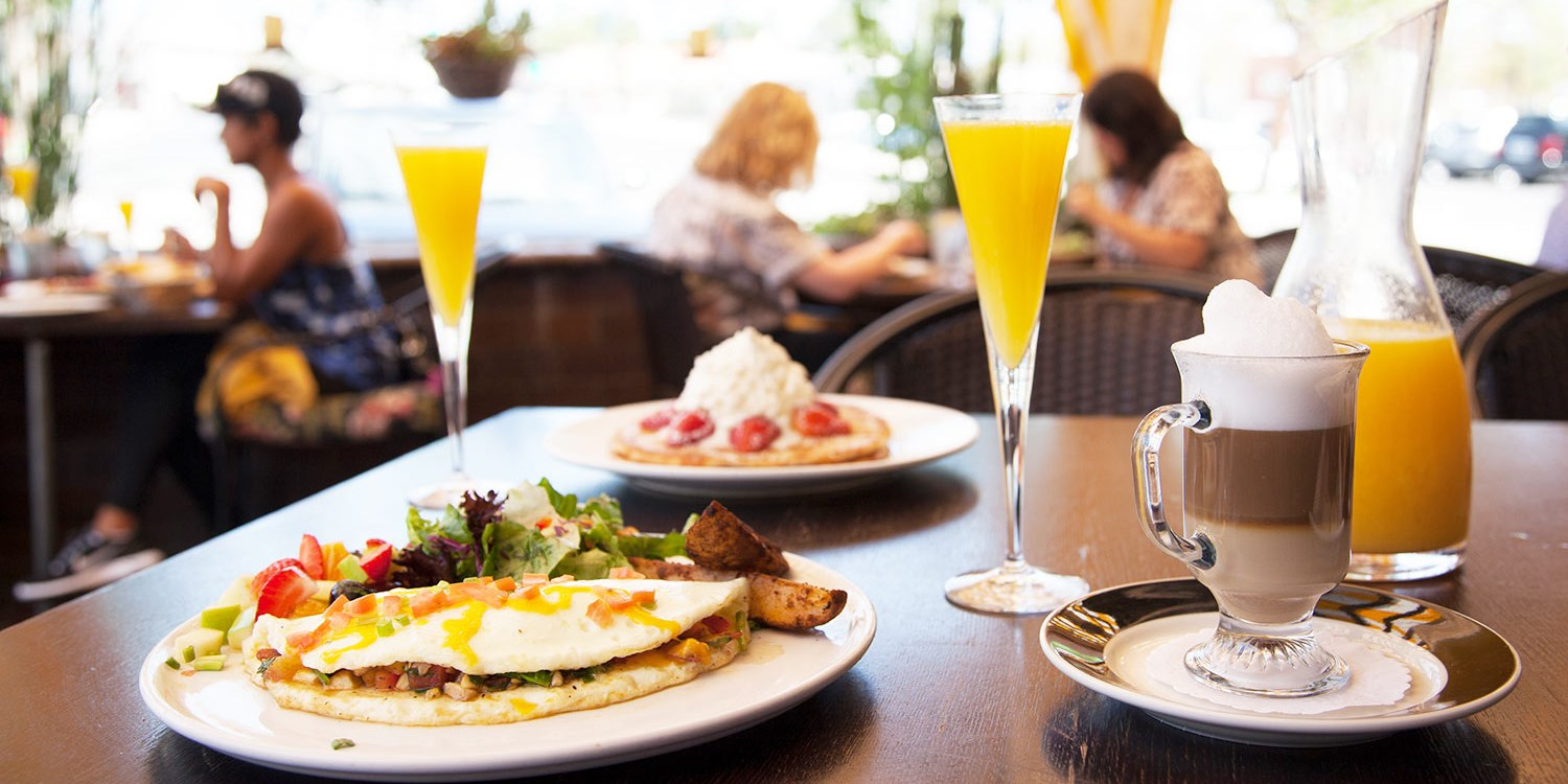 $15 -- Fitness Grill: Brunch or Lunch for 2, Reg. $30