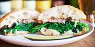 $15 -- C4: Santa Ana Lunch or Brunch for 2 at Modern Deli