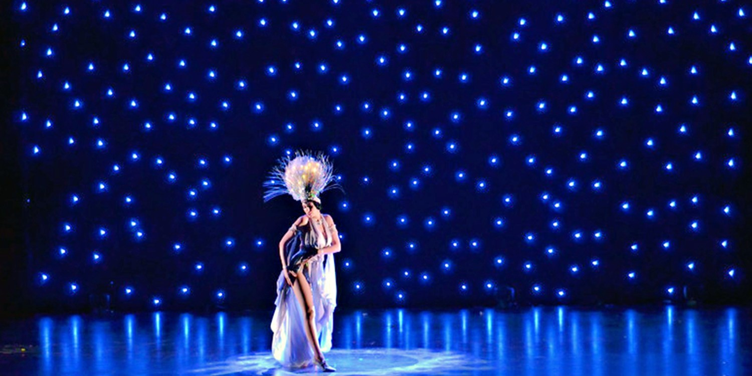 $28 -- Miami: Burlesque Show at the Fillmore, Reg. $43.50