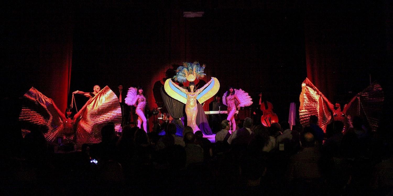 $27 -- Miami: Burlesque Show at The Fillmore, Save 40%