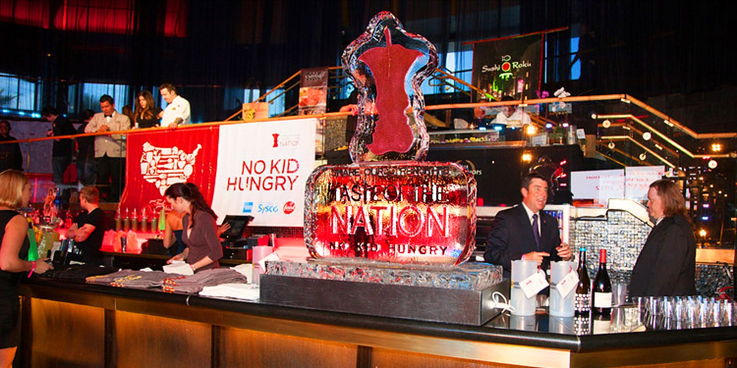 Taste of the Nation w/Drinks & Food from Top Chefs, Save 50%