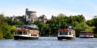 £35 -- Windsor River Cruise Day Trip & Cream Tea for 2