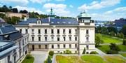 ab 92 € -- Prager Jugendstilhotel für 2 & Stadtrundfahrt