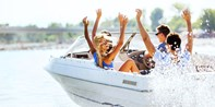 $99 -- Apollo Beach: Half-Day Boat Rental, 60% Off