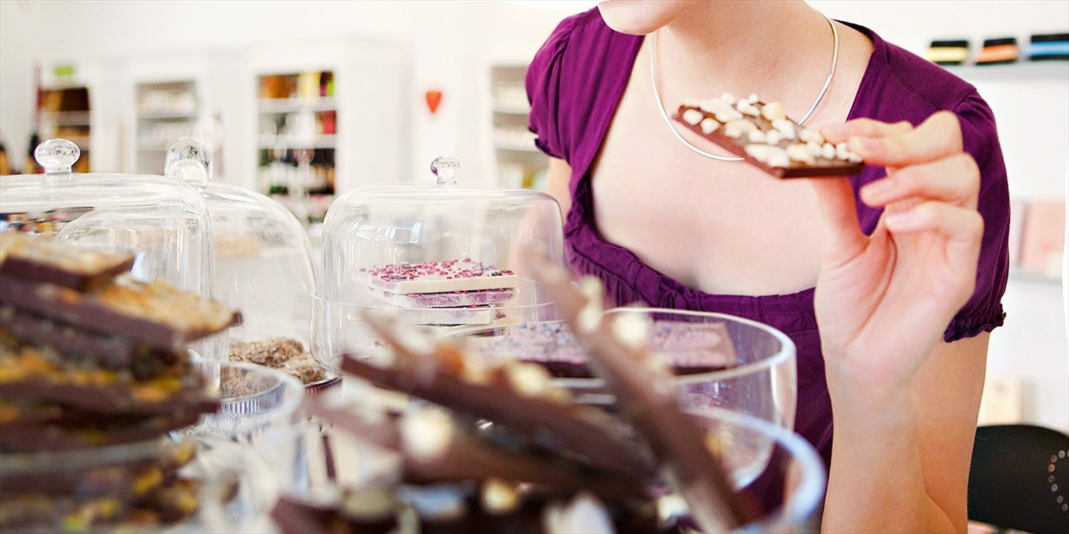 Fashion District: Chocolate Tour for 1-4, Save up to 60%