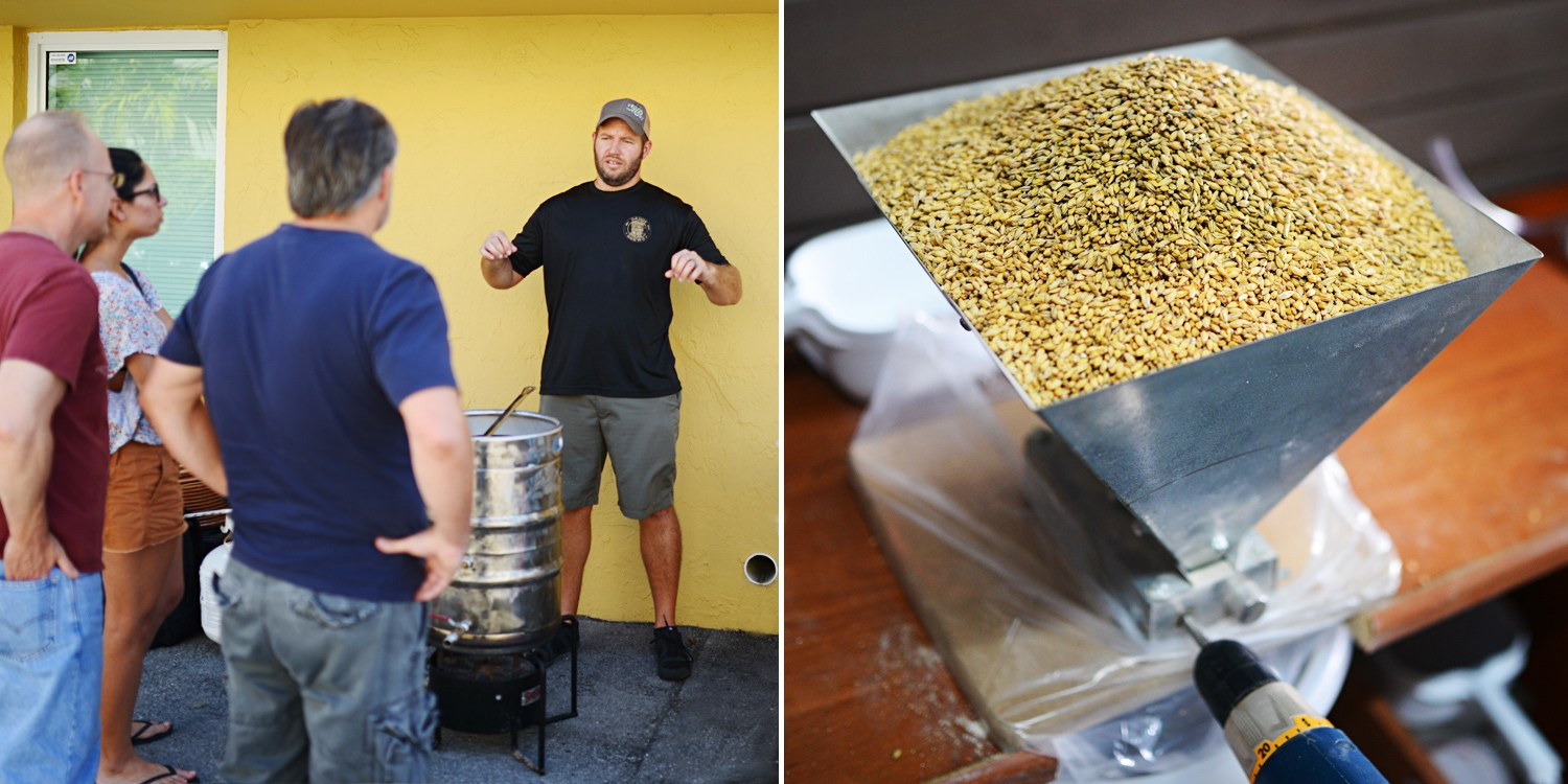 $49 -- Make Your Own Beer: Brewing Class for 2, 50% Off