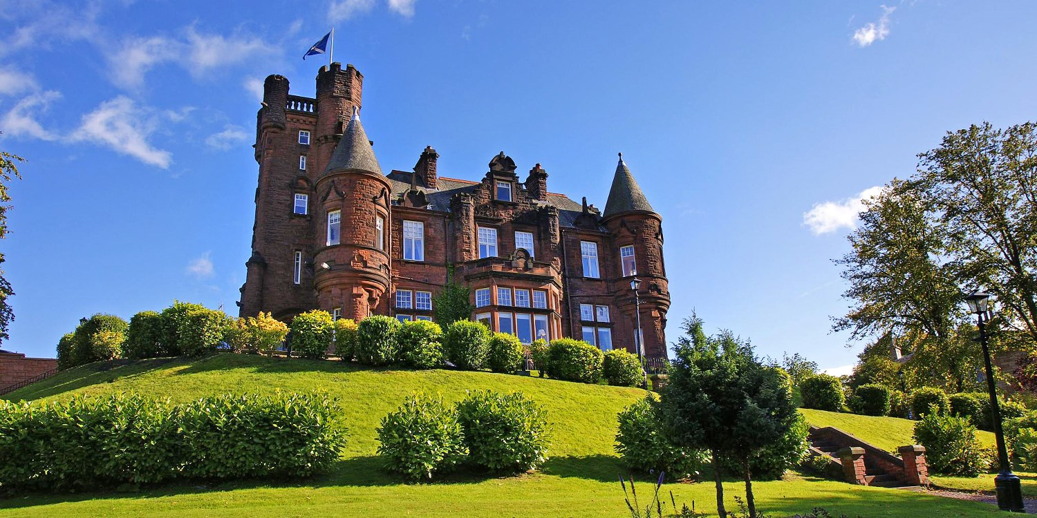 Sherbrooke Castle Hotel -- Glasgow, United Kingdom