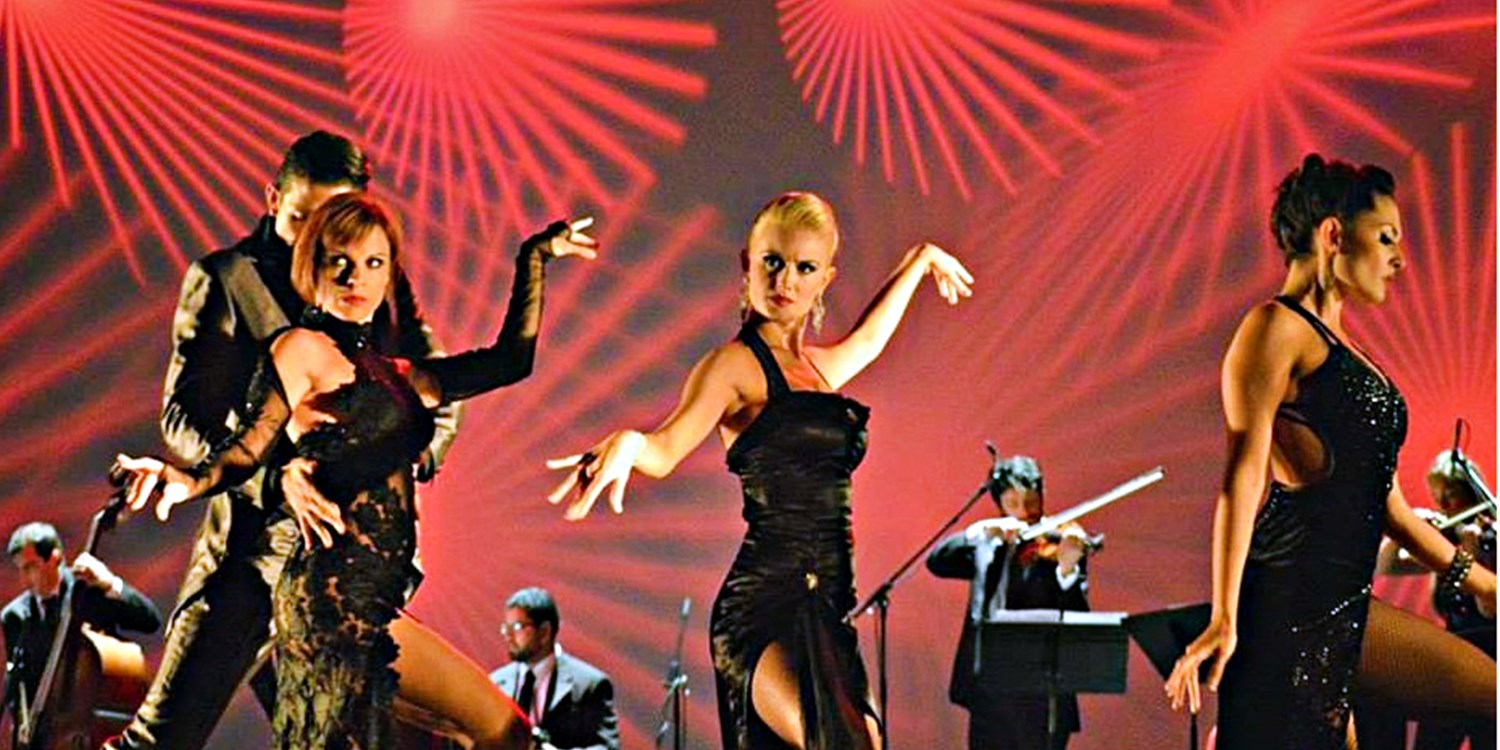 $23 -- 'Sexy' Tango Show at Lincoln Theatre, Reg. $38