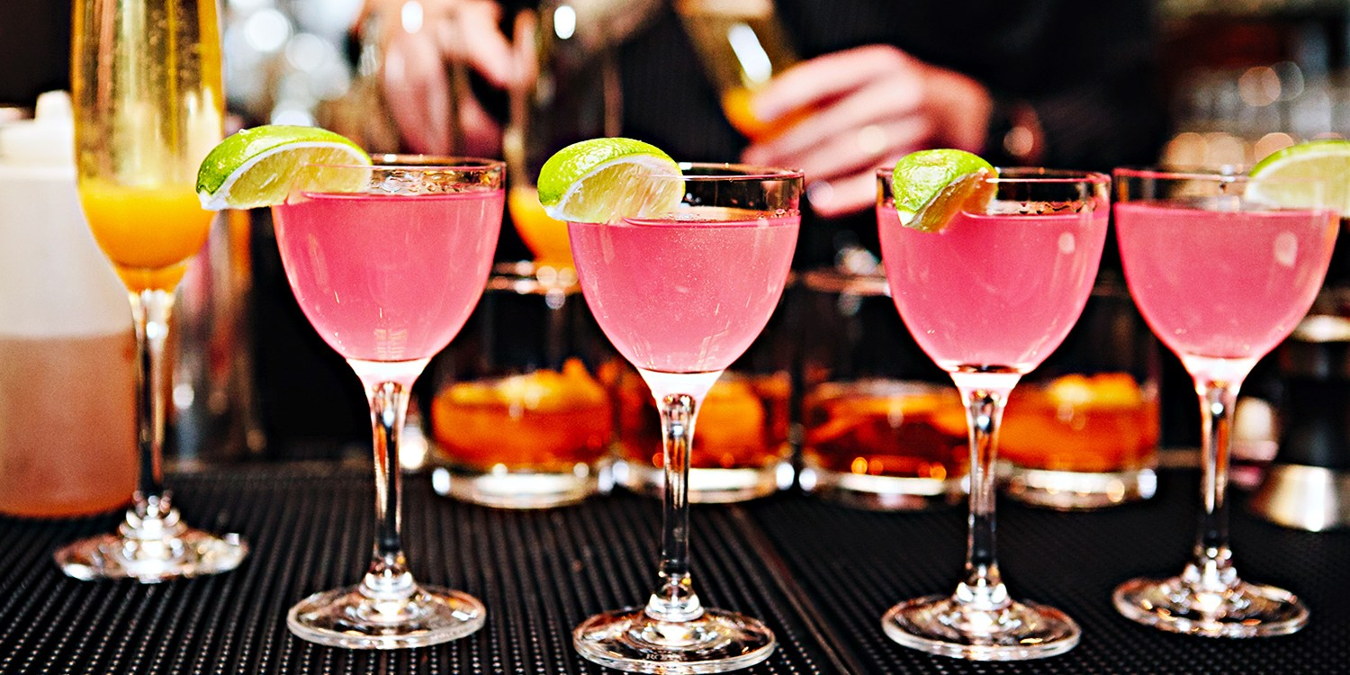 $25 -- Royal Palms Bar: Cocktails & Apps for 2, 50% Off
