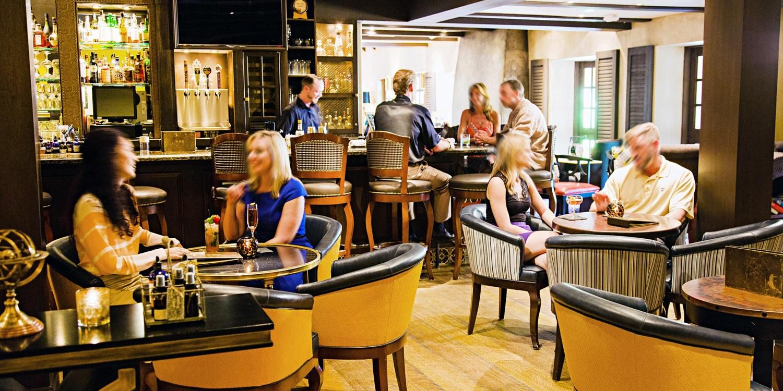 $25 -- Royal Palms Bar: Cocktails & Apps for 2, 50% Off