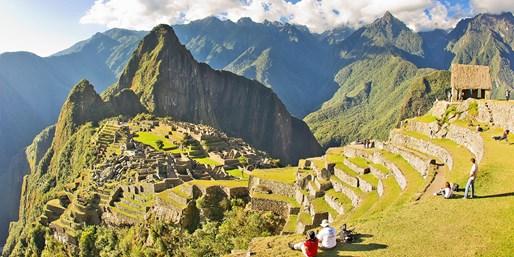 $849 -- Peru: 6-Nt. Trek to Machu Picchu