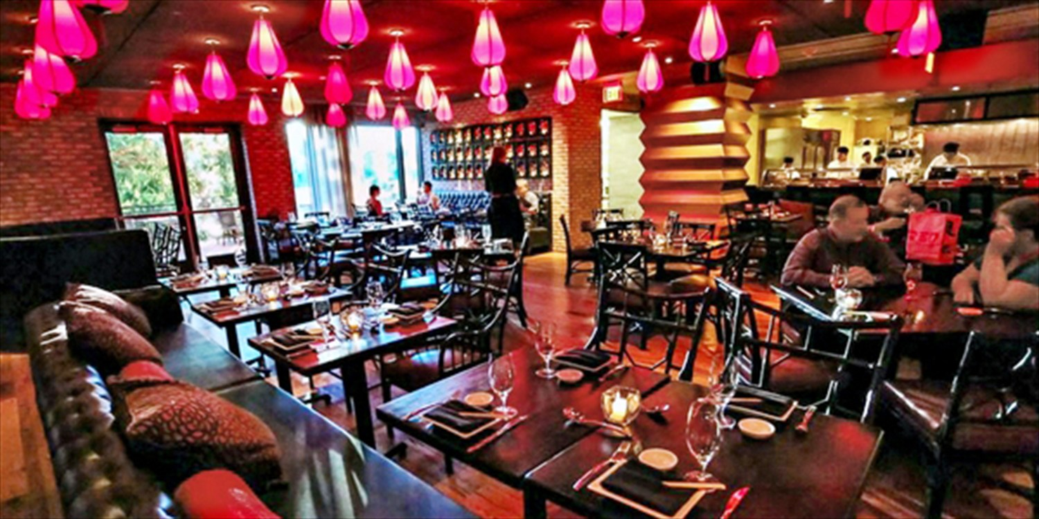 $35 -- Foxwoods' Red Lantern: Drinks & Apps for 2, Half Off