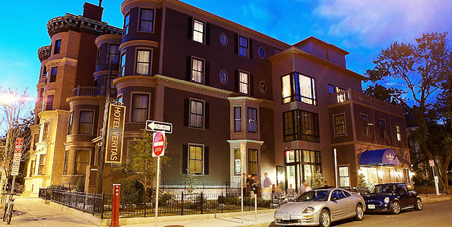 Hotel Veritas -- Cambridge, MA