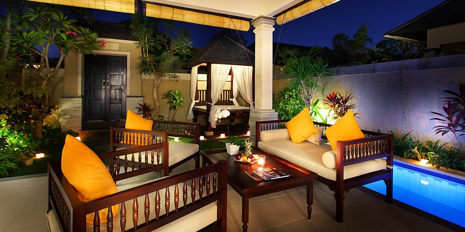 $399 -- 3-Nt. Bali Pool Villa Stay for 2 w/Massage, 55% Off