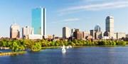 Summer Flights to Boston