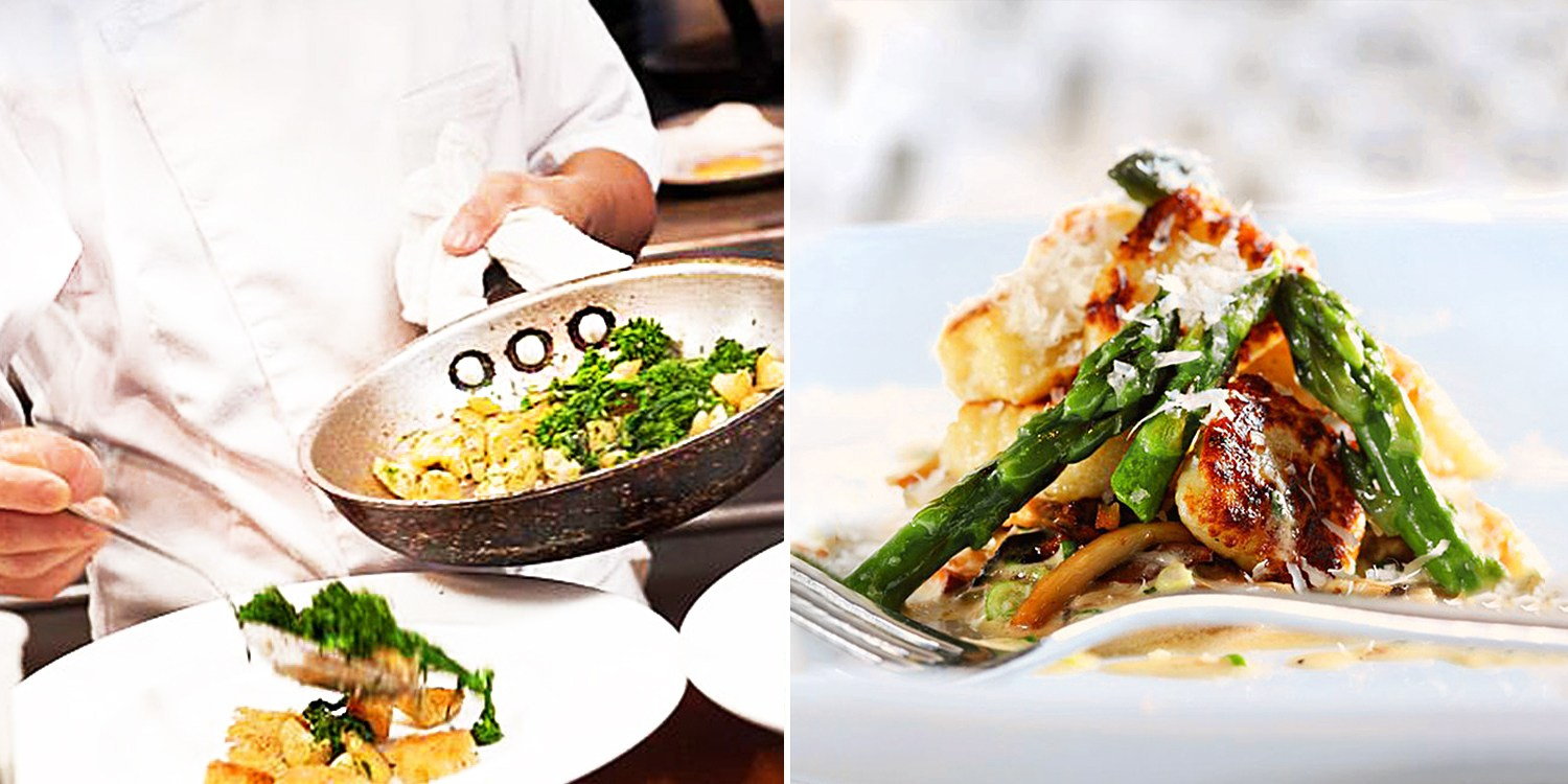 $65 -- Zagat-Pick Dinner & Drinks for 2, Reg. $116