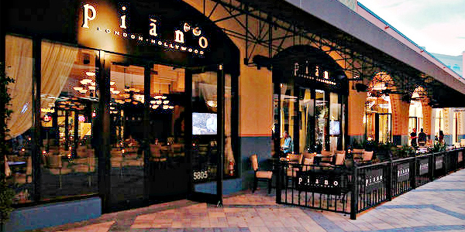 $25 -- Seminole Hard Rock Piano Bar: Drinks for 2, Reg. $48